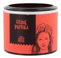 Just Spices Grüne Paprika granuliert (17 g) - 4260401176902