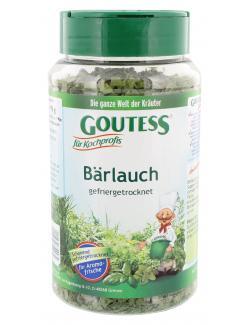 Goutess Bärlauch (19 g) - 4002874754474