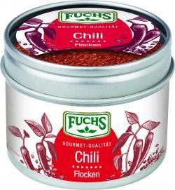 Fuchs Chiliflocken getrocknet