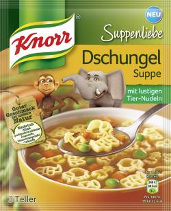 Knorr Suppenliebe Dschungel Suppe - 8712100817892