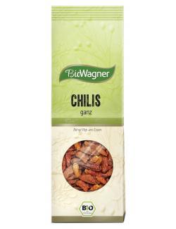 BioWagner Chilis ganz (28 g) - 4049164123084