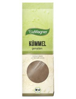 BioWagner Kümmel gemahlen (45 g) - 4049164123381