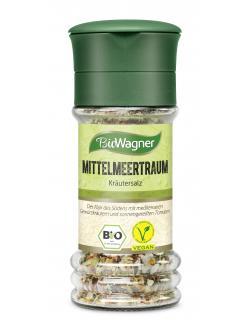 BioWagner Kräutersalz Mittelmeertraum (45 g) - 4049164125156