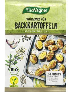 BioWagner Würzmix für Backkartoffeln (20 g) - 4049164125163