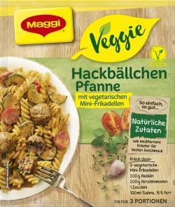Maggi Veggie Hackbällchen Pfanne (44 g) - 7613035918689