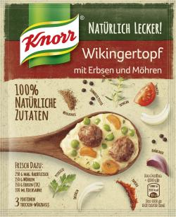 Knorr Natürlich Lecker! Wikingertopf