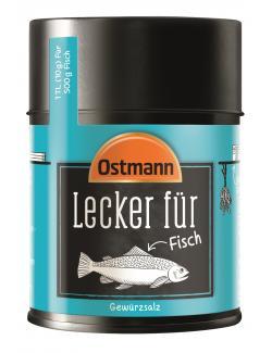 Ostmann Lecker für Fisch