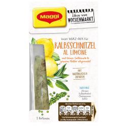 Maggi Ideen vom Wochenmarkt Würz-Mix für Kalbsschnitzel al Limone (35 g) - 7613036041072