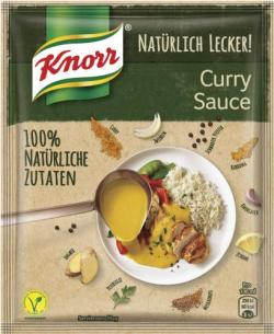Knorr Natürlich Lecker! Curry Sauce