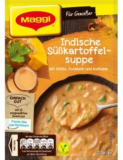 Maggi Für Genießer Indische Süßkartoffelsuppe (51 g) - 7613036053587