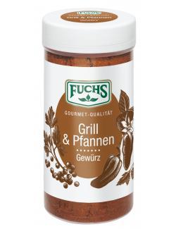Fuchs Grill & Pfannen Gewürz
