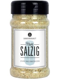 Ankerkraut Macht Salzig
