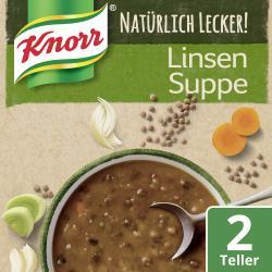 Knorr Natürlich Lecker! Linsen Suppe