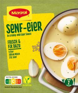 Maggi Idee für Senf-Eier