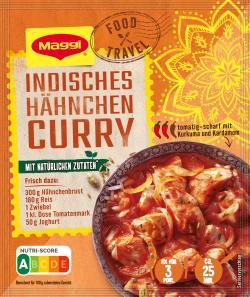 Maggi Fix Indisches Hähnchen Curry Tikka Masala