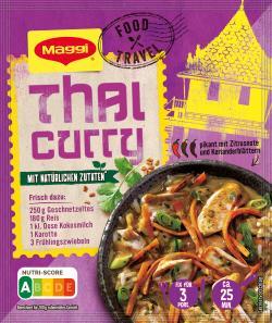 Maggi Fix für Thai Curry