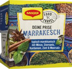Maggi Food Travel Deine Prise Marrakesch