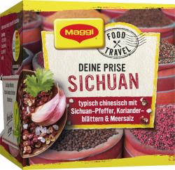 Maggi Food Travel Deine Prise Sichuan