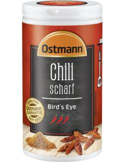 Ostmann Chili scharf Bird's Eye