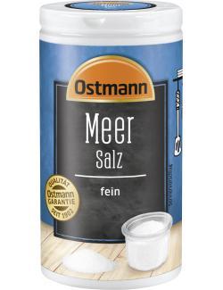 Ostmann Meersalz fein