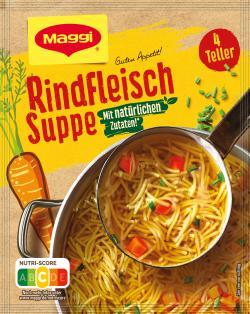 Maggi Guten Appetit Rindfleischsuppe