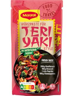 Maggi Food Travel Würzpaste für Teriyaki Style