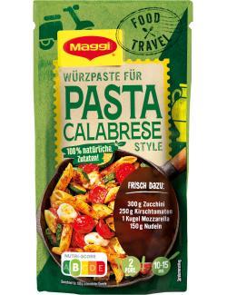 Maggi Food Travel Würzpaste für Pasta Calabrese Style