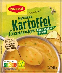 Maggi Guten Appetit Kartoffelcremesuppe