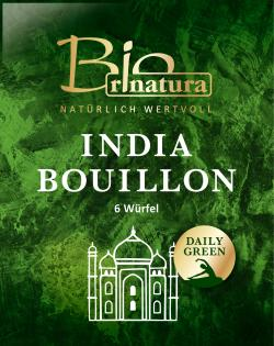Rinatura Bio Daily Green India Bouillon