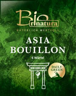 Rinatura Bio Daily Green Asia Bouillon