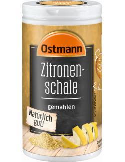 Ostmann Zitronenschale gemahlen