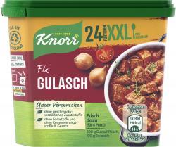 Knorr Fix für Gulasch XXL