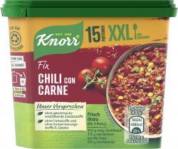 Knorr Fix für Chili con Carne XXL