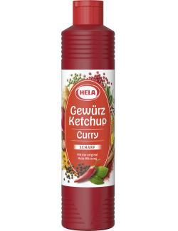 Hela Curry Gewürz Ketchup scharf