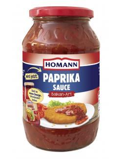 Homann Paprika Sauce Balkan-Art
