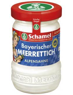 Schamel Bayerischer Meerrettich Alpensahne