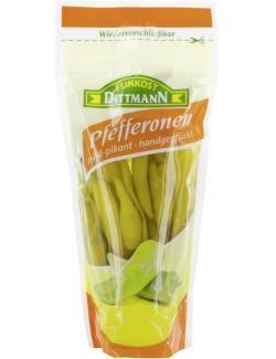 Feinkost Dittmann Pfefferonen mild-pikant