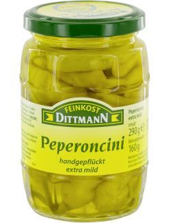 Feinkost Dittmann Peperoncini extra mild