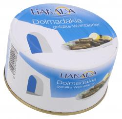 Liakada Dolmadakia Gefüllte Weinblätter mit Reis