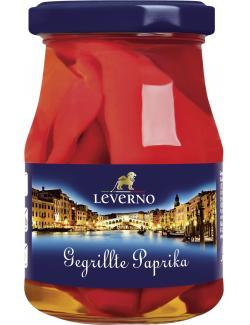 Leverno Paprika-Filets gegrillt