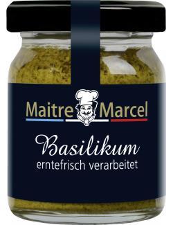 Maitre Marcel Basilikum