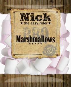 Nick Marshmallows (200 g) - 4013200226008
