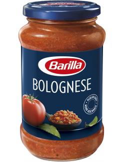 Barilla Nudelsauce Bolognese