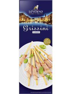 Leverno Grissini classico goldbraun & knusprig (125 g) - 4013200332105
