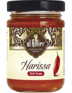 Al Amier Harissa scharfe Chili-Paste