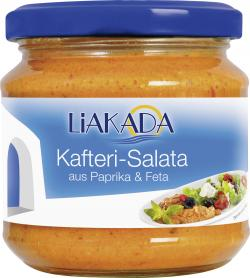 Liakada Kafteri-Salata aus Paprika & Feta