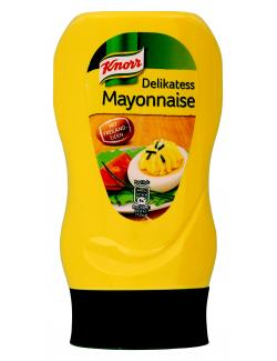 Knorr Delikatess Mayonnaise (250 ml) - 4000400001702