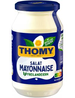 Thomy Salat-Mayonnaise, Glas (500 ml) - 4005500087076