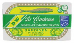 La Comtesse Sardinen in Olivenöl (88 g) - 4008314023605
