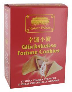 Kaiser Palast Glückskekse (12 St.) - 4316734048895